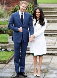 Prince Harry Meghan Markle announce their engagement