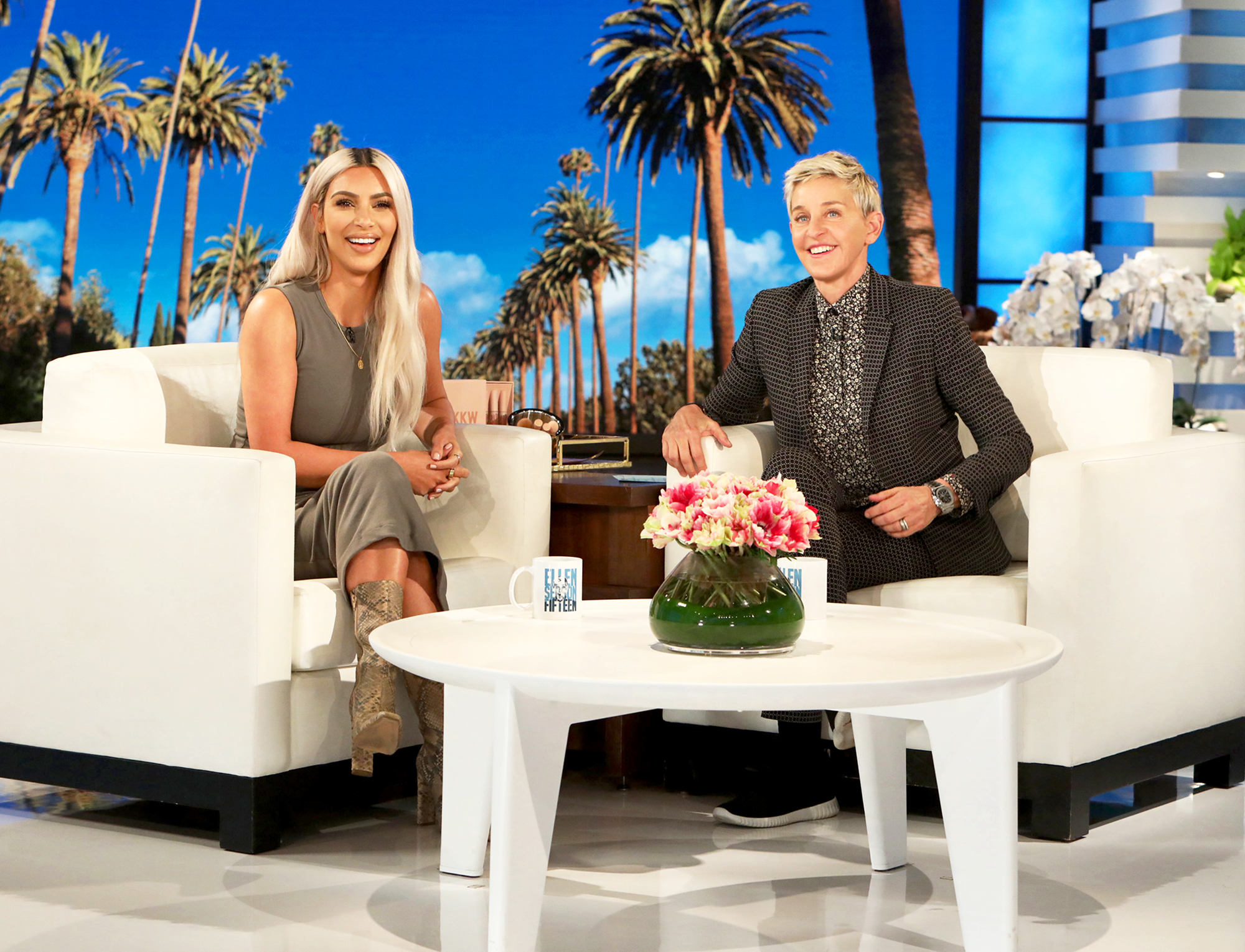 Kim Kardashian Explains Why She Didn't Invite Her Surrogate to Baby Shower