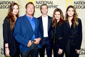 Schwarzenegger-family-2017