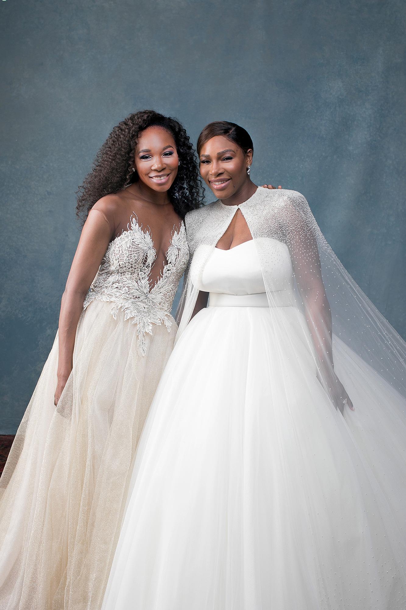 Serena Williams, Alexis Ohanian\u0027s Dreamy Wedding: Photos