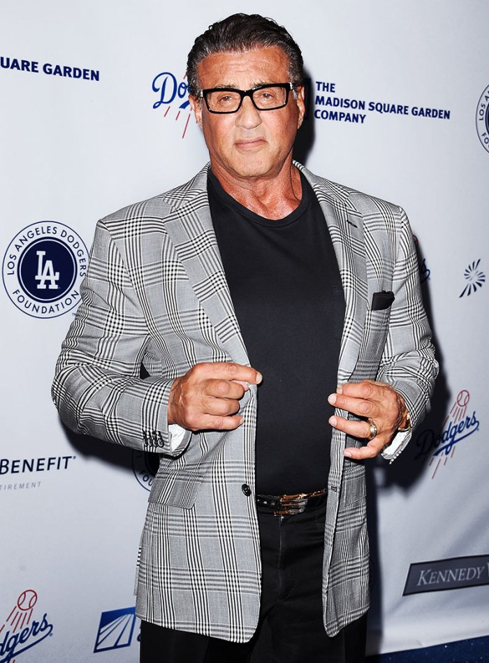Sylvester Stallone Accused of Sexually Assaulting 16-Year ...