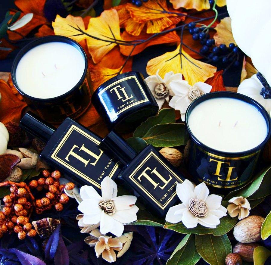 Tobi Tobin Candles Perfumes