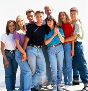 'Beverly Hills 90210' cast