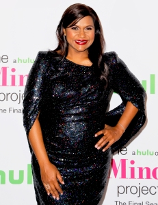 Mindy Kaling attends 'The Mindy Project' final season premiere party at The London West Hollywood on September 12, 2017.