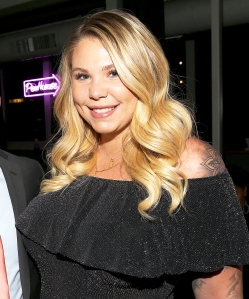 Kailyn Lowry attend the premiere party for Marriage Boot Camp Reality Stars Season 9 hosted by WE tv in New York City.