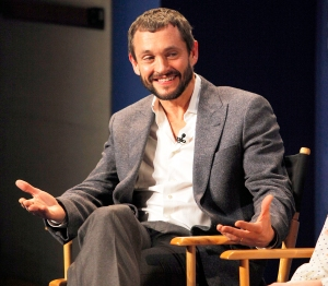 Hugh Dancy attends the Paley Center for Media's presentation of Hulu's 'The Path' Season 3 premiere Q&A at The Paley Center for Media on December 21, 2017 in Beverly Hills, California.