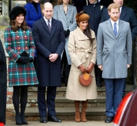 Kate Middleton, Prince William, Meghan Markle and Prince Harry