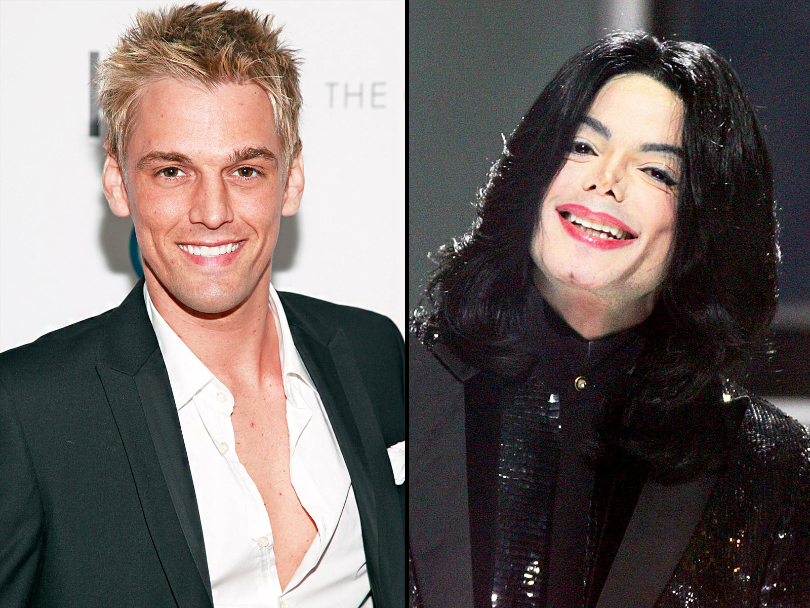 Aaron Carter reflects on friendship with Michael Jackson