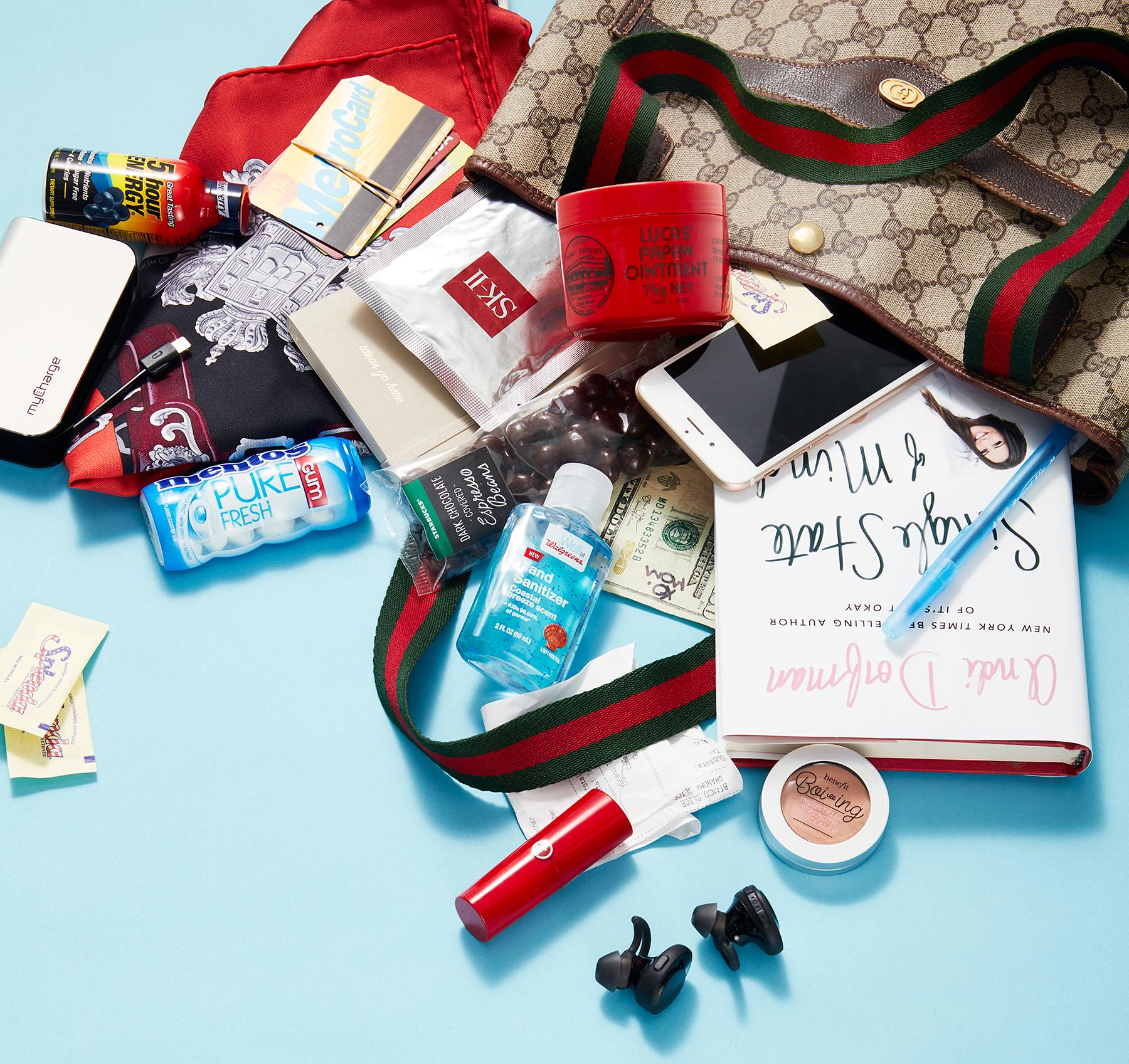 Andi Dorfman's bag