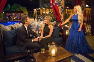 Arie Luyendyk Jr, Bachelor, Night One, Chelsea, Maquel, Interrupt