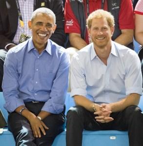 Barack Obama, Prince Harry, BBC News