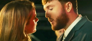 Cressida Bonas stars in James Arthur's new music video Naked