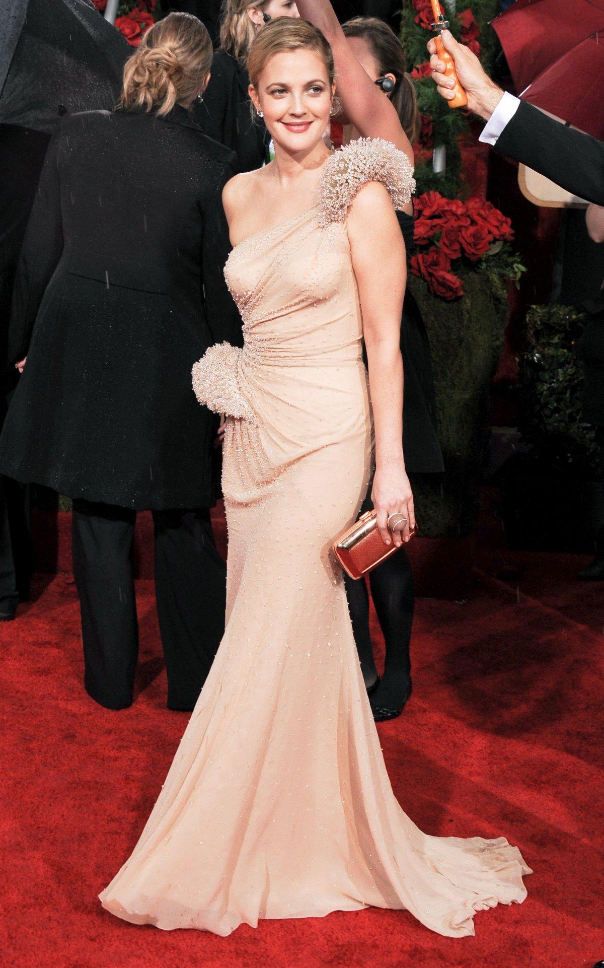 Golden Globes Style: Best Versace Dresses on Nicole Kidman, More