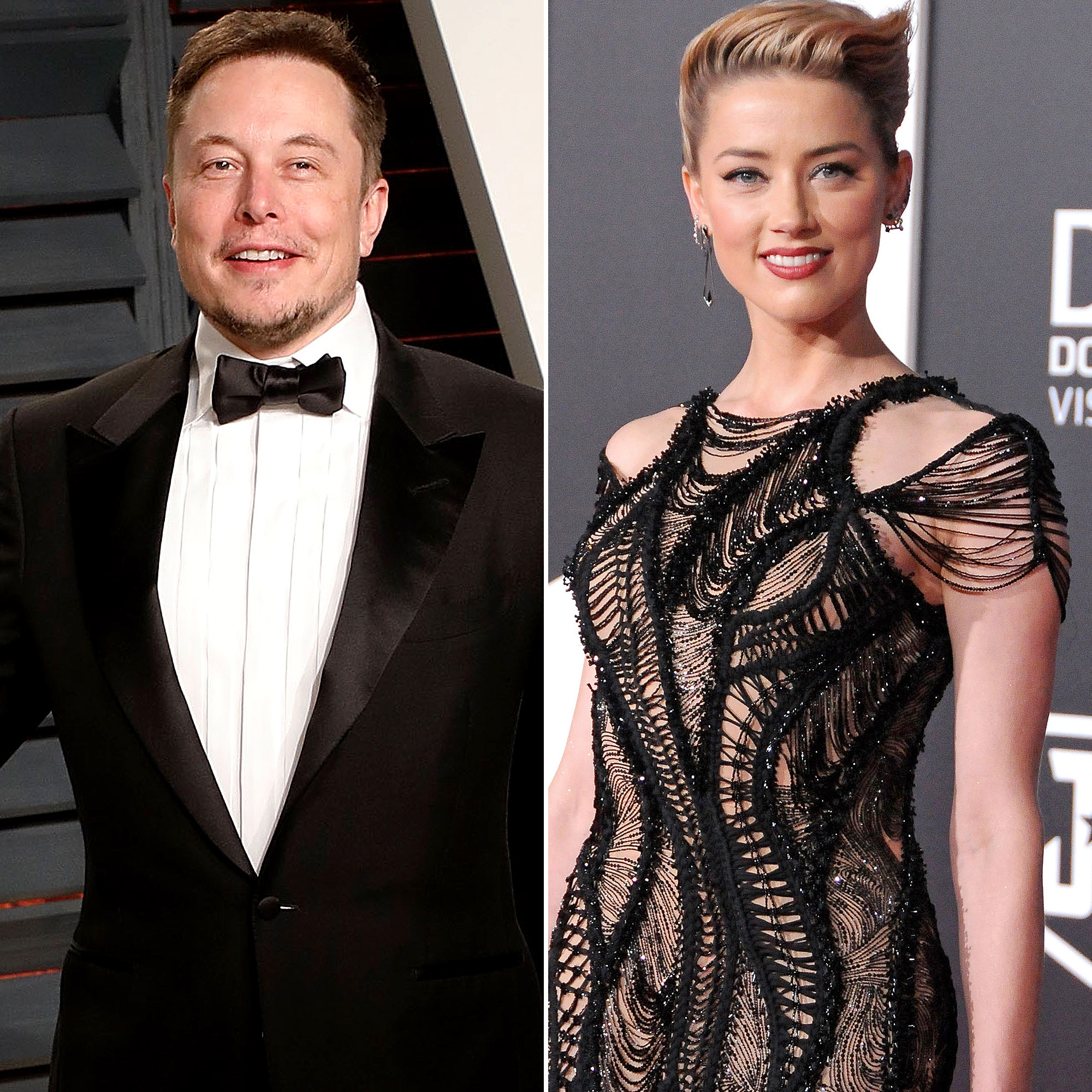 Amber Heard, Ex-Boyfriend Elon Musk Vacation Together in Chile: Pic