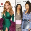 Beyonce, Halle Bailey and Chloe Bailey
