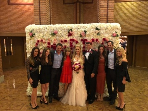 Erica Rose and Charlie Sanders wedding