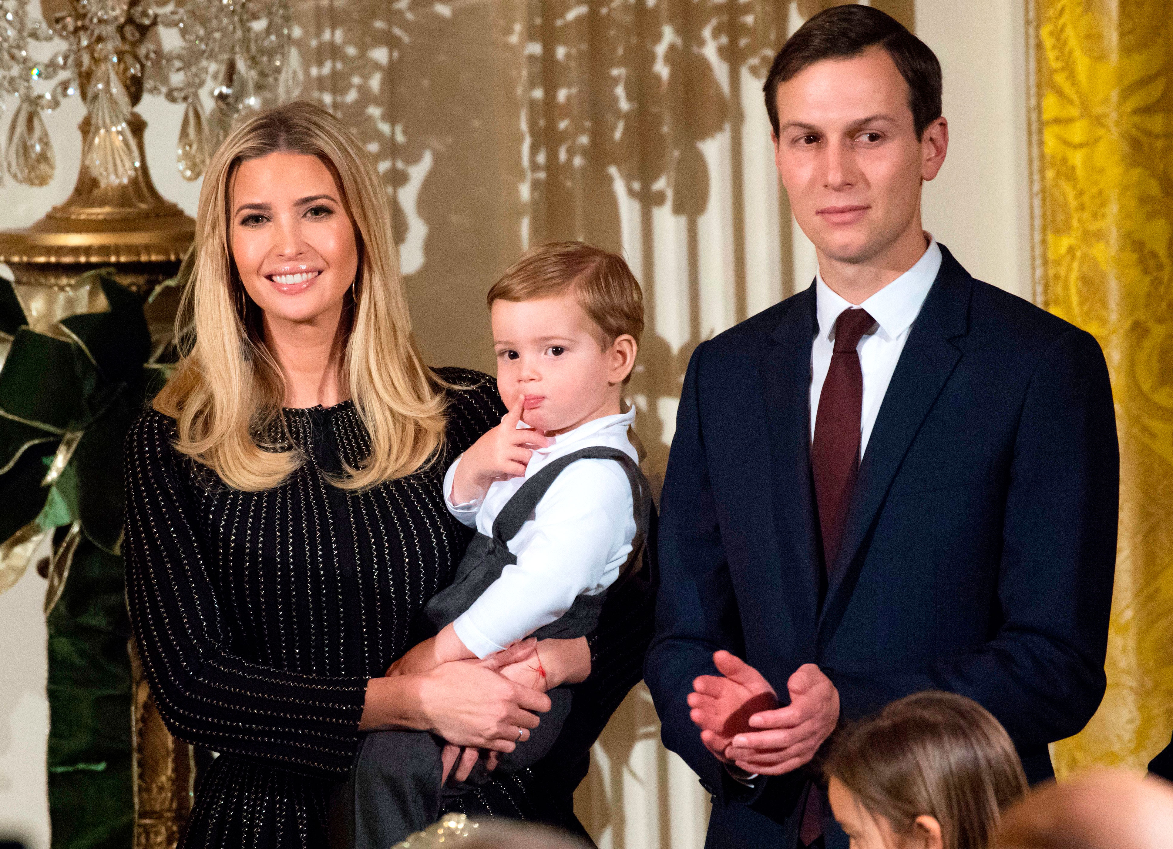 Ivanka Trump's Washington, D C , Style Moments: Photos