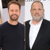 Jason Priestley, Harvey Weinstein, Punched