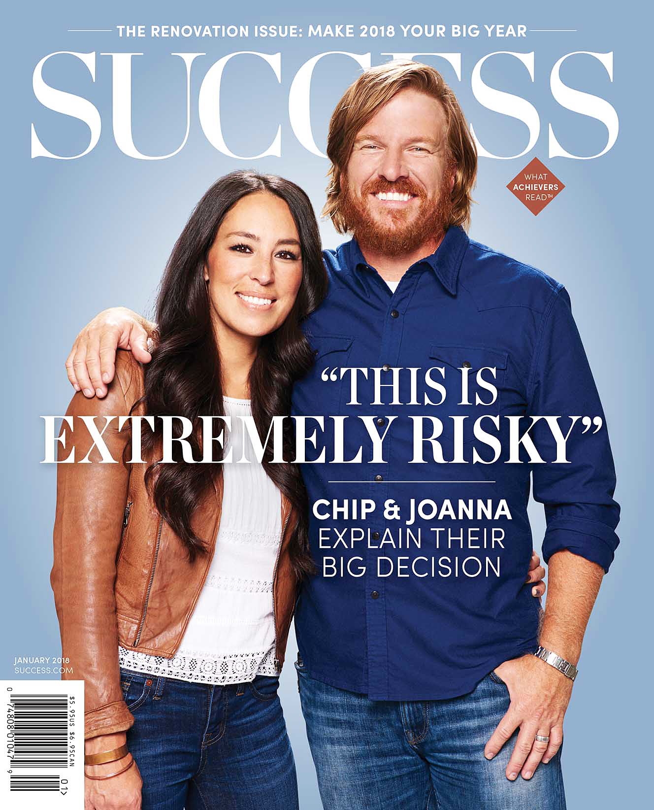 Chip Joanna Gaines On Risky Decision To End Fixer Upper