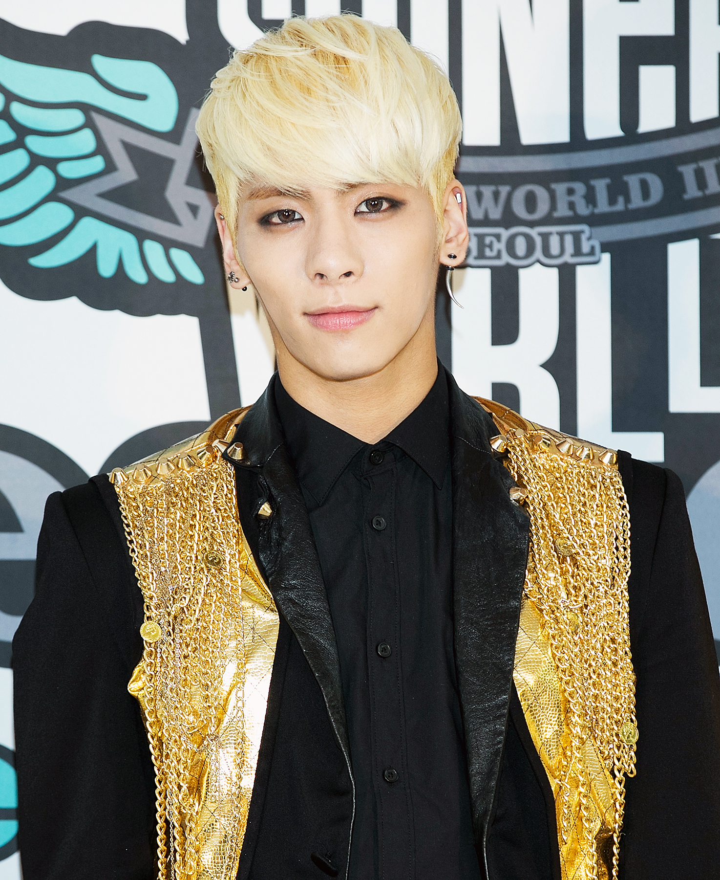 Jonghyun of South Korean boy band SHINee