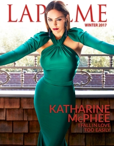 Katharine McPhee LaPalme Magazine Cover