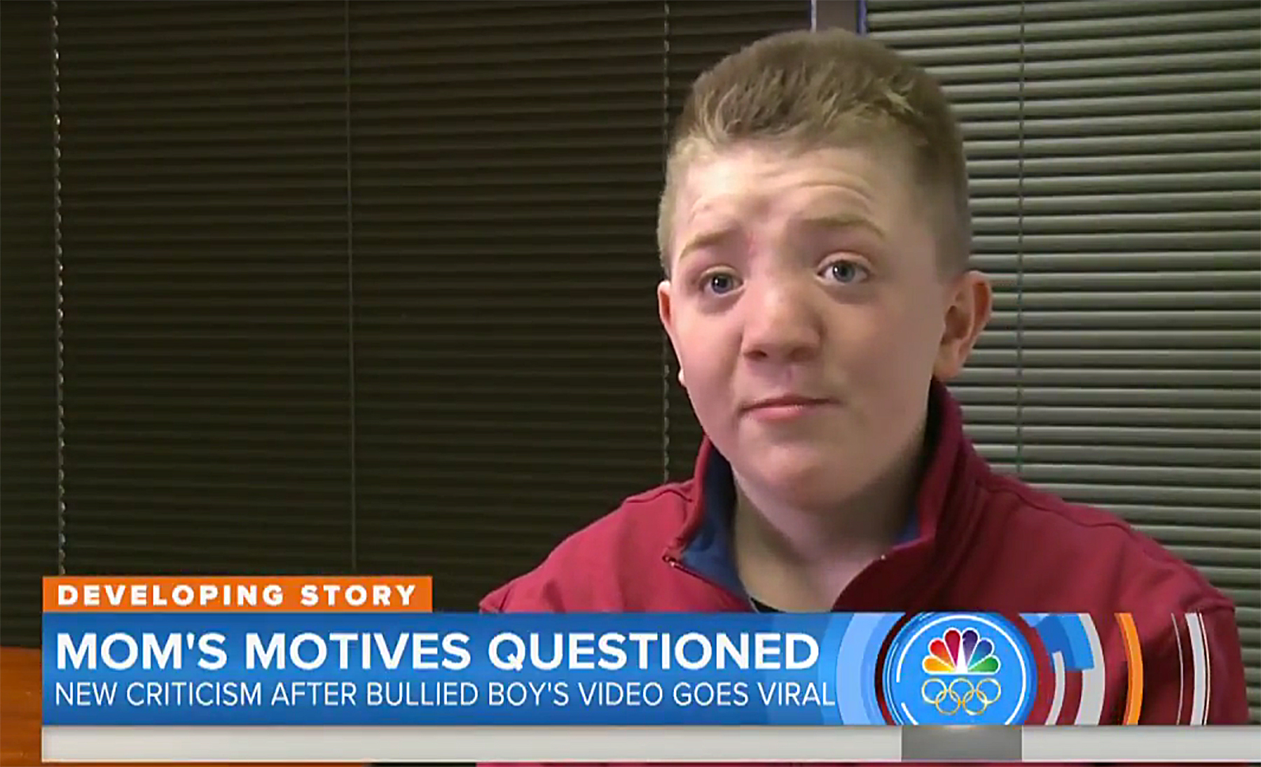 Mother of bullied boy Keaton Jones rejects racism allegations