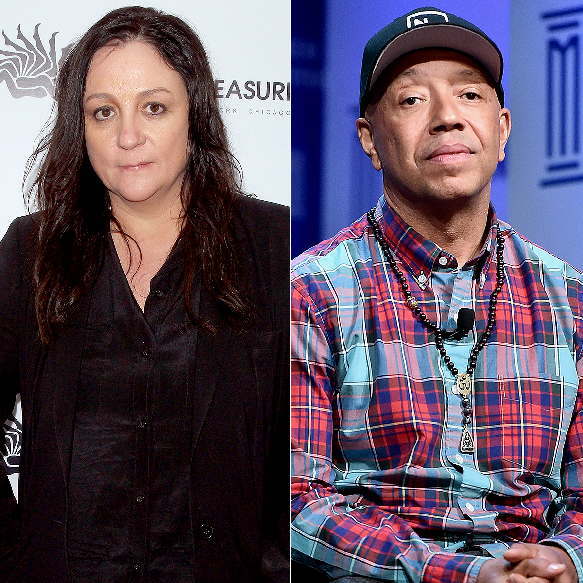 Kelly-Cutrone-Russell-Simmons-rape - Kelly Cutrone and Russell Simmons
