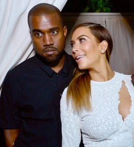 Kanye West and Kim Kardashian christmas stocks