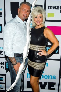 Larry Caputo, Theresa Caputo, Long Island Medium, Split