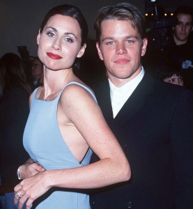 Minnie Driver, Matt Damon, Sexual Allegations