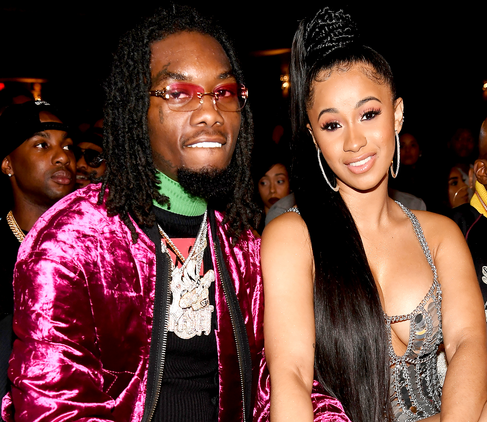 Migos Offset Husband Of Cardi B Arrested On Felony Gun: Details Of Migos Offset's Kids And His Relationship With
