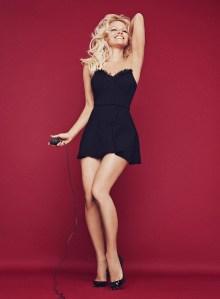Pamela Anderson, Adil Rami, Chrome Hearts, Paris