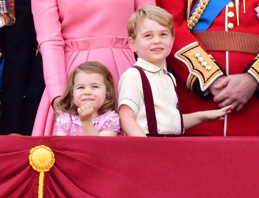 Prince George, Princess Charlotte, Prince Harry, Meghan Markle, Wedding