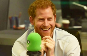 Prince Harry on 'BBC Radio 4's Today show'