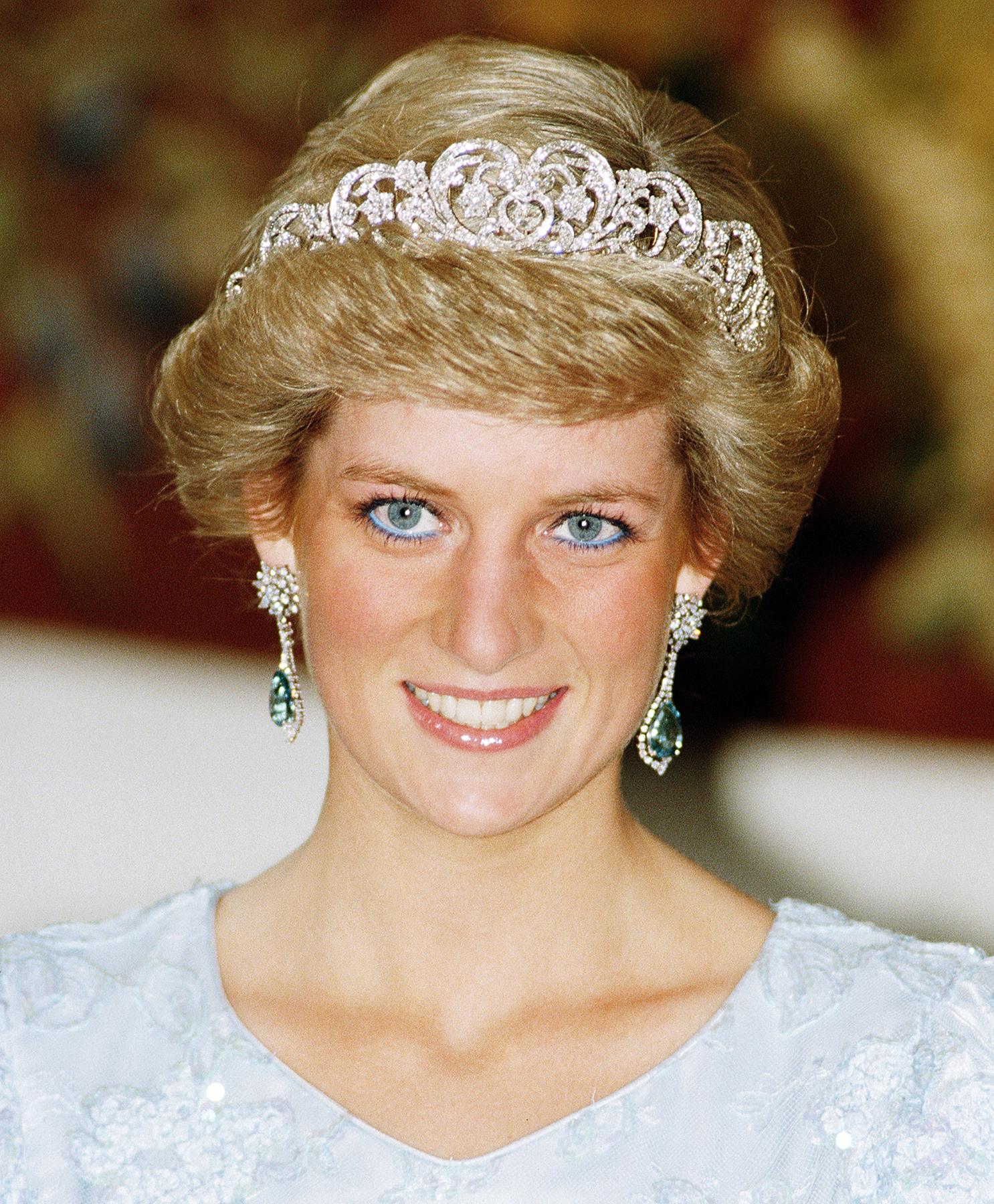Princess Diana Spencer Tiara