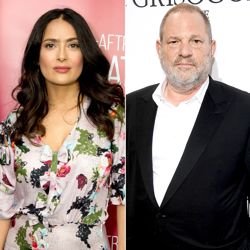 Image result for salma hayek and harvey weinstein