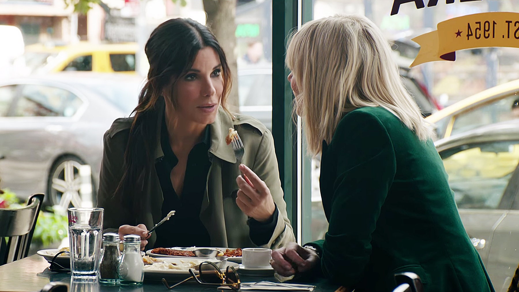 Image result for sandra bullock in oceans 8
