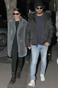 Sofia Richie, Scott Disick, Aspen, Vacation, Date