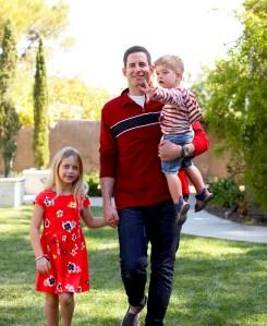 'Flip or Flop' Tarek El Moussa daughter Taylor and son Brayden