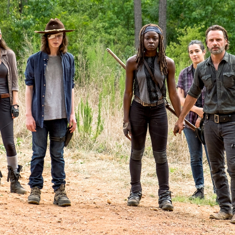 The walking dead stars dad slams amc for killing off son the walking dead stars dad slams amc for killing off son voltagebd Gallery