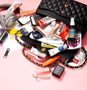 Katee Sackhoff: What's in My Bag?