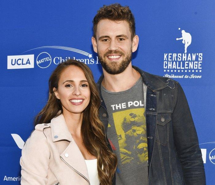Vanessa Grimaldi, Nick Viall, Bachelor