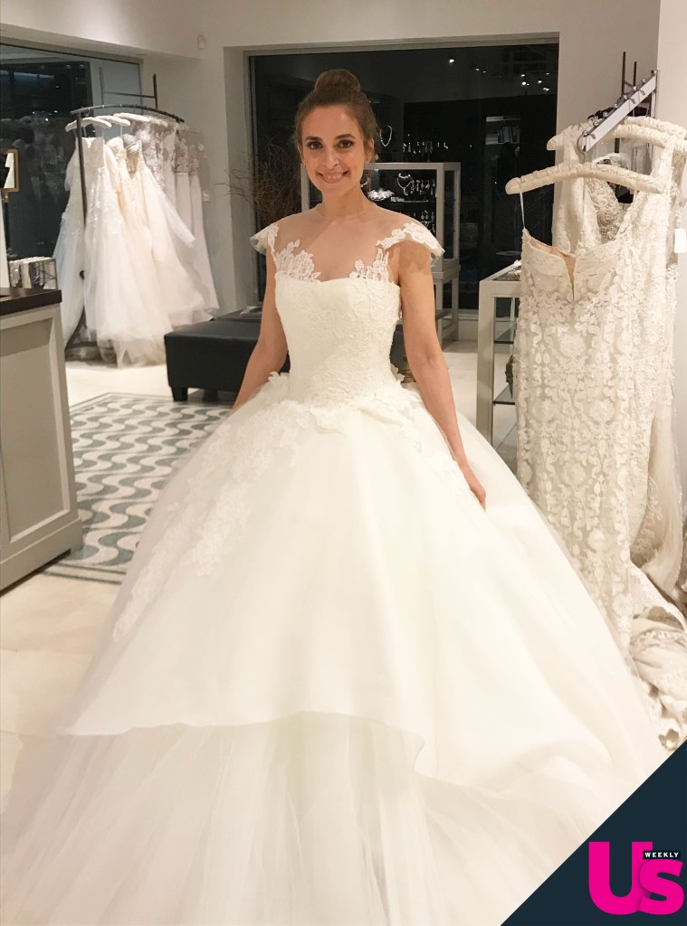 Jedediah Bila Goes Wedding Dress Shopping Details