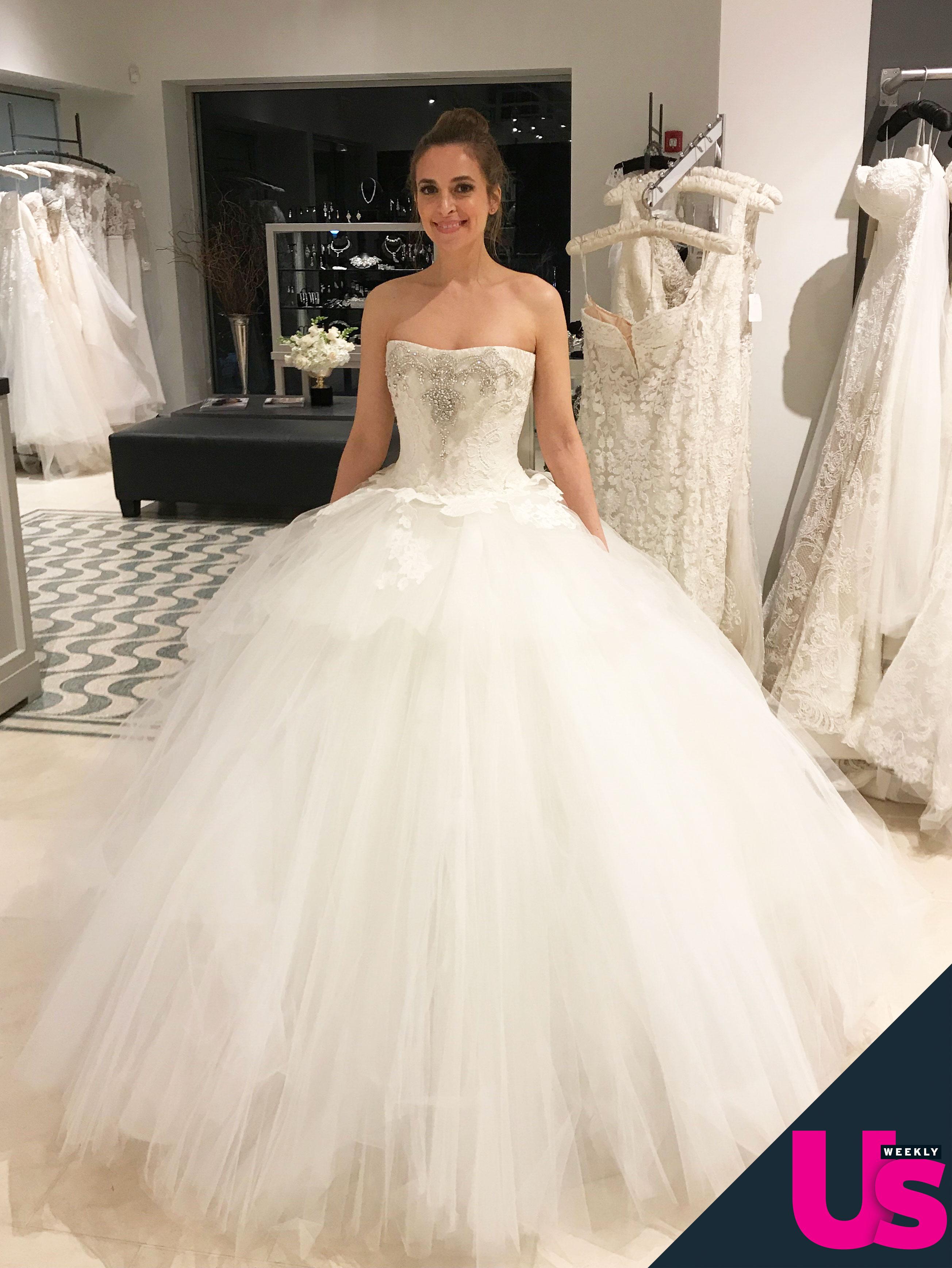 Jedediah Bila Goes Wedding Dress Shopping Details