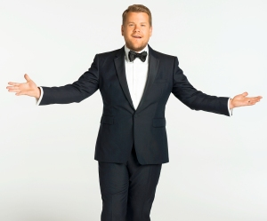 James Corden will host the 60th annual Grammy Awards on January 28, 2018.