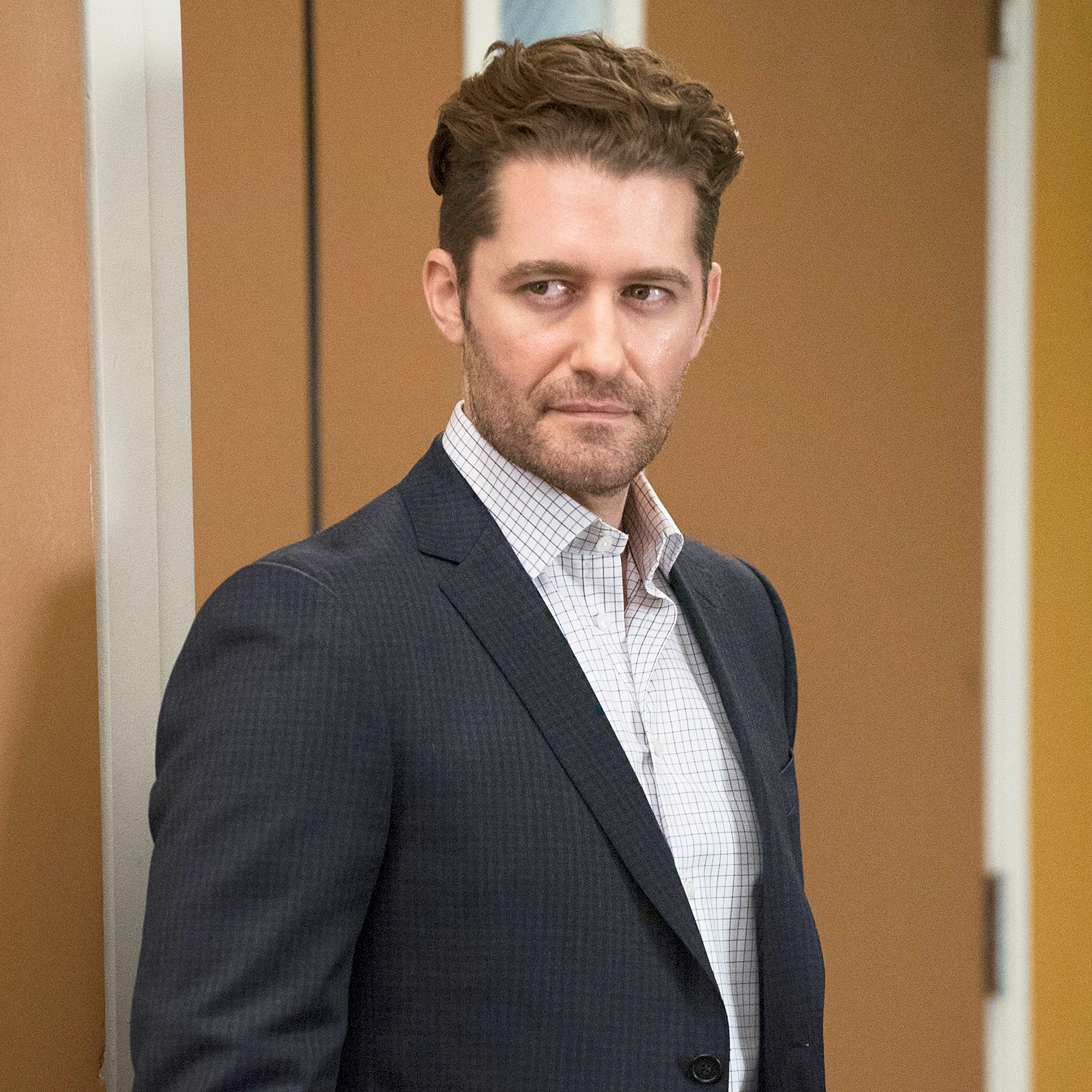 Matthew Morrison on 'Grey's Anatomy'