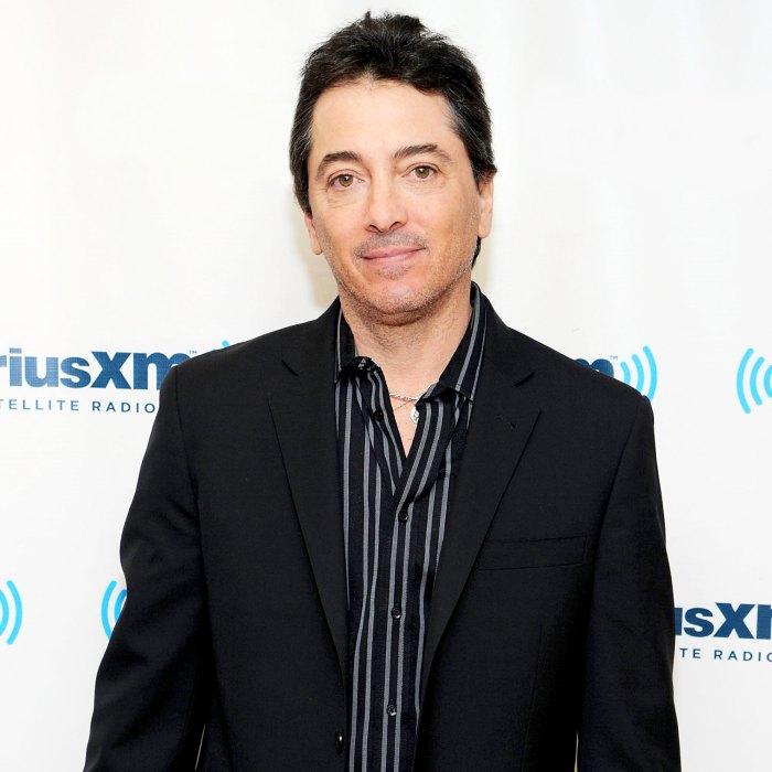Scott Baio visits the SiriusXM Studios in New York City.