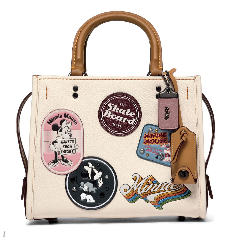 1afcb23c5c47 The Coach x Minnie Mouse Collection: Bags, Clutches, Patches