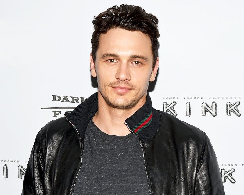 """James Franco attends the """"Kink"""" New York Premiere at IFC Center on August 22, 2014 in New York City."""