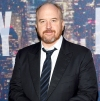 Louis C.K. attends SNL 40th Anniversary Celebration at Rockefeller Plaza in New York City.